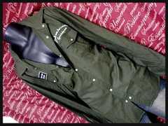5L刺繍入りミリタリー長袖シャツ 新品/MCAa-5092