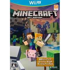 WiiU》Minecraft(マインクラフト):Wii U Edition [176000131]