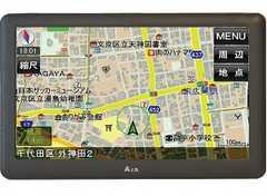 新品★3年間地図更新無料 AID 7インチ ポータブルナビ ワンセグ