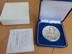 レア貴重!聖徳太子肖像純銀メダル 造幣局造