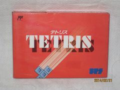 新品 レアファミコン テトリス