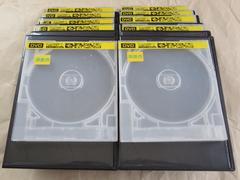 中古DVDケース25本 スリムケース レンタル用ケース
