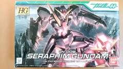 HG:セラフィムガンダム☆1/144☆未組立品!