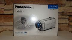 新品未開封 Panasonicデシタルハイビジョンビデオカメラ HC-V360MS