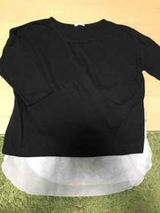 (^^p[五分袖Tシャツ/L]q