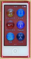 iPod nano,MD475J,16GB,ピンク,中古