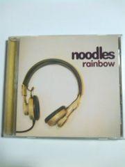 (CD)noodles/ヌードルス☆rainbow★廃盤!激レア!即決アリデス
