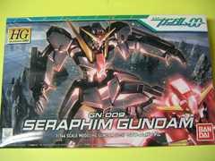 1/144 HG00-37 GN-009 セラフィムガンダム 新品