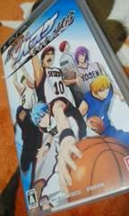 PSP☆黒子のバスケ キセキの試合☆