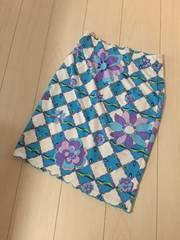 夏☆お花スカート