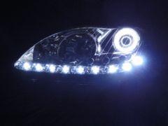 ベンツ デイライト付きヘッドライト W220 S320S430S500S600S55