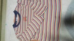 ミキハウス・ホットビ110薄手長袖