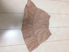 ハッシュアッシュ☆インナーパンツ付きスカート
