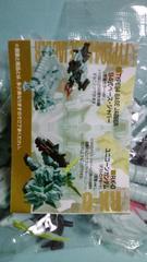 ガチャポン戦士NEXTリアルカラーver.03 ユニコーンガンダム覚醒&ベース・ジャバーのセット