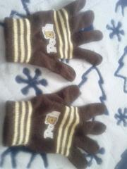 プーさんの手袋