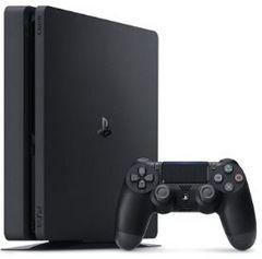 ■新品■(薄型)PS4本体ジェットブラック500GB(CUH-2000AB01)