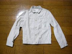 NEIGHBORHOODネイバーフッドストライプシャツジャケット1・