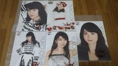超激安 正規品 未使用 大島優子 オリジナルポスター? 5点