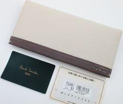 最新作☆新品 ポールスミス カラーブライトゴート 長財布 n57