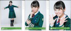 今泉佑唯 欅坂46 二人セゾン 初回盤 生写真3枚 コンプ