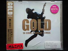 GOLD 14 COOL&GREAT SONG 矢沢永吉他 TOCT-26643 レンタルアップ 中古