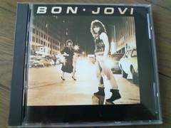 ★BON JOVI1stアルバム/デビュー作ボンジョヴィ