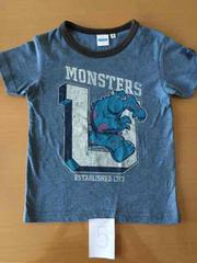 �Dモンスターズインク Tシャツ 100cm 切手払い可能