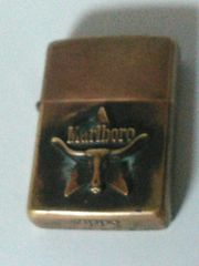 ZIPPO  ジッポ ロング ホーン スター 1993年3月