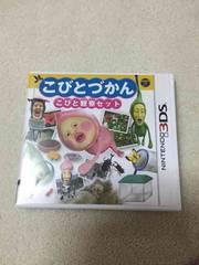 3DS ソフト こびとづかん