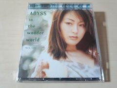 ABYSS CD「IN THE WONDER WORLD」ASAYANアビス小林優美●