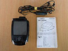★コムテック GPSソーラーレーダー「GP-140SR」