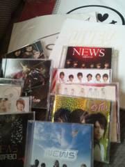 NEWS パンフレット、写真集、CD11枚セット