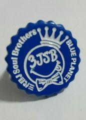 三代目JSB 変形リング ロゴ入り青 BLUEPLANET2015 ガチャ
