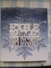 �� EXILE BALLAD BEST   CD�{DVD ��