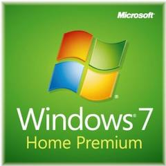 Windows 7 HomePremium 64bit/32bit SP1適用 OEM版