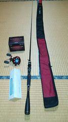 ジャッカル SHIMANO JACKALL ポイズンアドレナ 1610L+-BFS