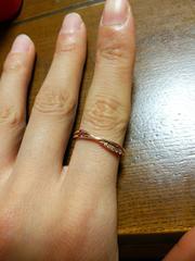 キスTHEKISSレディースリング指輪