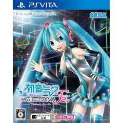 PSVita》初音ミク -Project DIVA- F 2nd [175001062]