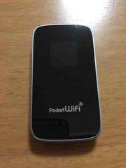 ★送料込! Pocket WiFi LTE GL01P ホワイト★