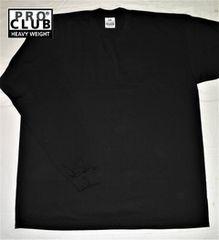 2XL / 黒 BK 激安 PRO CLUB プロクラブ ヒップホップ チカーノ