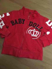 BABY DOOLジャケット 80