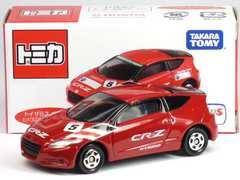[新品・トミカ・限定]トイザらス オリジナル ホンダ CR-Z(スポーツ&エコ プログラム 赤)