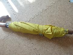 【USED】【男女兼用】 Jeep 大きめ折りたたみ傘