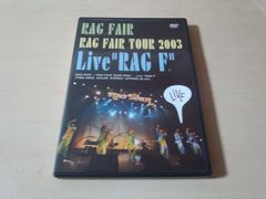 "DVD「〜RAG FAIR TOUR 2003〜「Live""RAG F""」」●"