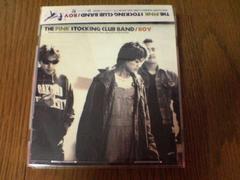 THE PINK STOCKING CLUB BAND CD BOY