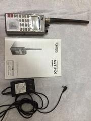 無線機 盗聴波(盗聴器)発見器 マルチバンドレシーバー MVT-3400