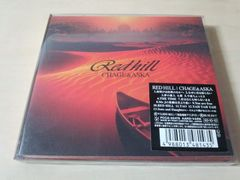 CHAGE&ASKA CD「RED HILL」チャゲアス 飛鳥涼 初回盤●