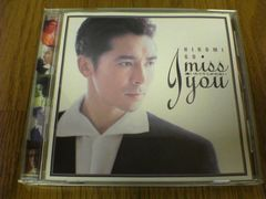 郷ひろみCD i miss you