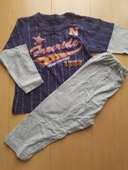 長袖パジャマ 95cm