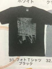 B'z EPIC NIGHT フォトTシャツ ブラック L 美品
